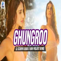 Ghungroo (Remix) Poster