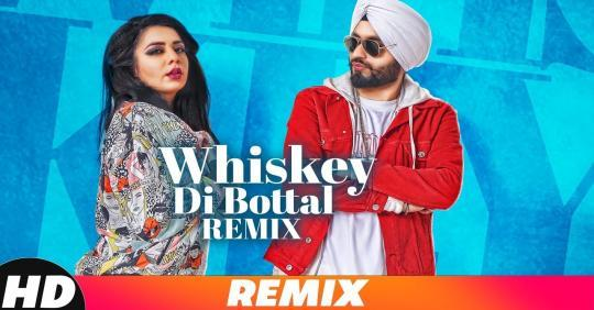 Whiskey Di Bottal (Remix) DJ Harshal, Sunix Thakor Mp3