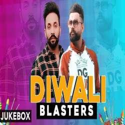 Diwali Blaster (Mashup) Amrit Maan Poster