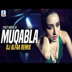 Muqabla (Remix) DJ Alfaa Poster